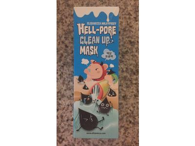 Elizavecca Milkypiggy Hell-Pore Clean Up Nose Mask, 100 ml - Image 3