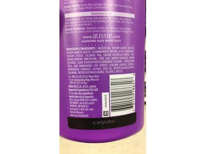 Aussie Mega Moist Shampoo, 33.8 Fluid Ounce - Image 12