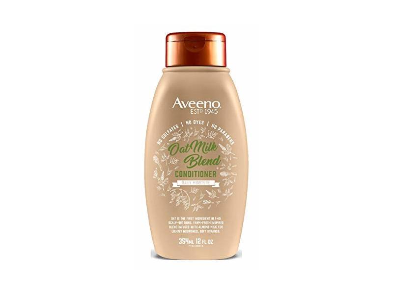 Aveeno Conditioner Oat Milk Blend, 12 Ounce