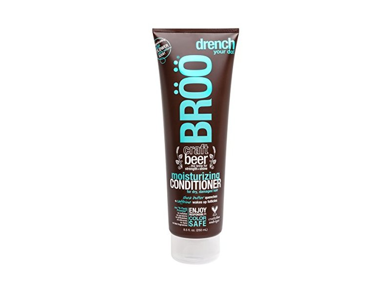 Broo Moisturizing Conditioner, 8.5 fl oz