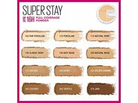 Maybelline New York Super Stay Full Coverage Powder Foundation Makeup Matte Finish, Natural Beige, 0.18 Ounce - Image 8