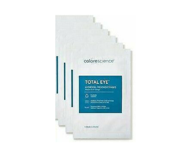 Colorescience Total Eye Hydrogel Treatment Mask, 12 pairs