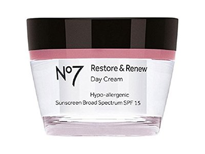 Boots no7 Restore & Renew Day Cream, SPF 15, 1.6 fl oz