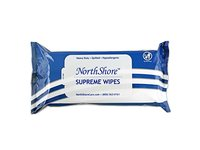NorthShore Supreme Heavy-Duty Quilted Wipes, X-Large, 9 x 13 in., 50 ct (3 Pack) - Image 2