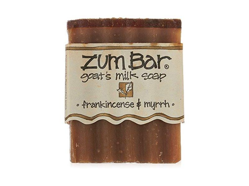 Zum goat milk soap