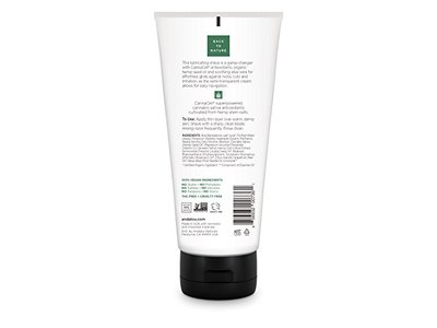Andalou Naturals Men Smooth Glide Shave Cream with CannaCell, 6 Ounce - Image 5