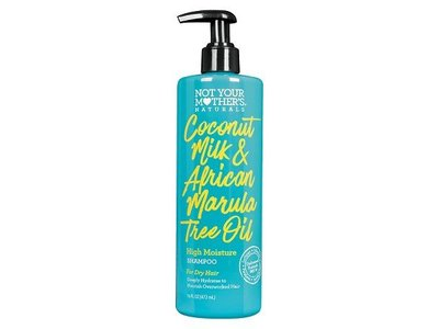 Not Your Mother's Coconut Milk & African Marula Tree Oil High Moisture Shampoo, 16 oz - Image 1