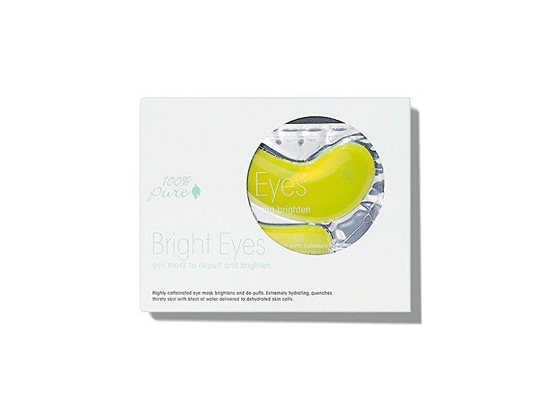 100% Pure: Bright Eyes Organic Mask