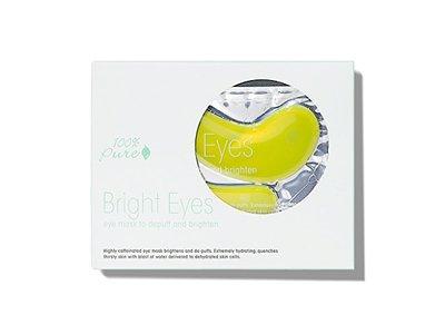 100% Pure: Bright Eyes Organic Mask - Image 1