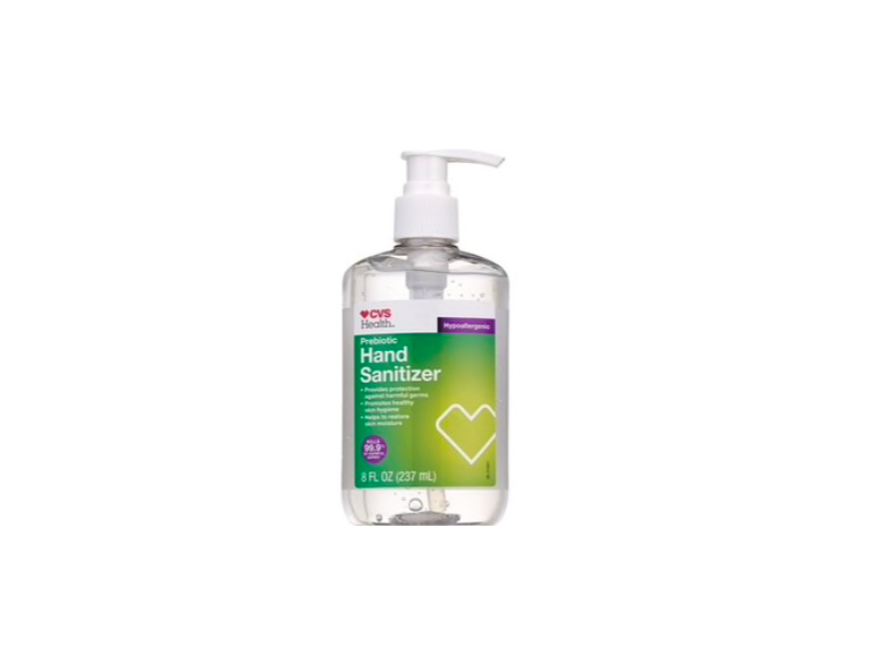 CVS Health Prebiotic Hand Sanitizer, 8 fl oz