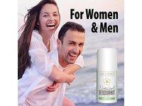 Bali Secrets Natural Deodorant, Aloe Delight, 2 fl. oz. - Image 4