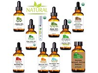 Nature Drop's 100% Pure Cold Pressed Organic Virgin / Macadamia Nut Oil - Image 5