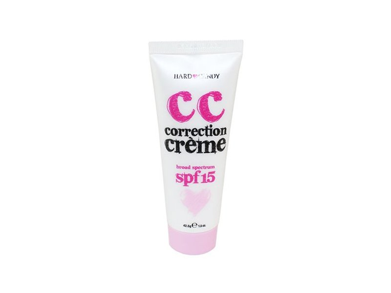 Hard Candy CC Correction Creme SPF 15,Light/Medium, 1.5 oz