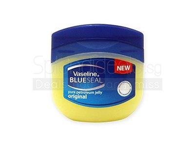 Vaseline Blueseal Pure Petroleum Jelly, Original, 100 mL