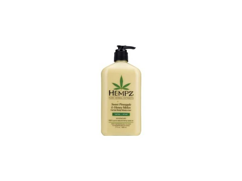 Hempz Sweet Pineapple Herbal Body Moisturizer