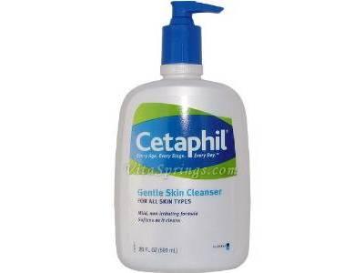 Cetaphil Gentle Skin Cleanser, 20 fl oz - Image 1