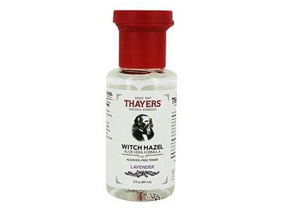 Thayers Lavender Witch Hazel Facial Toner, 3 fl oz (89 mL)