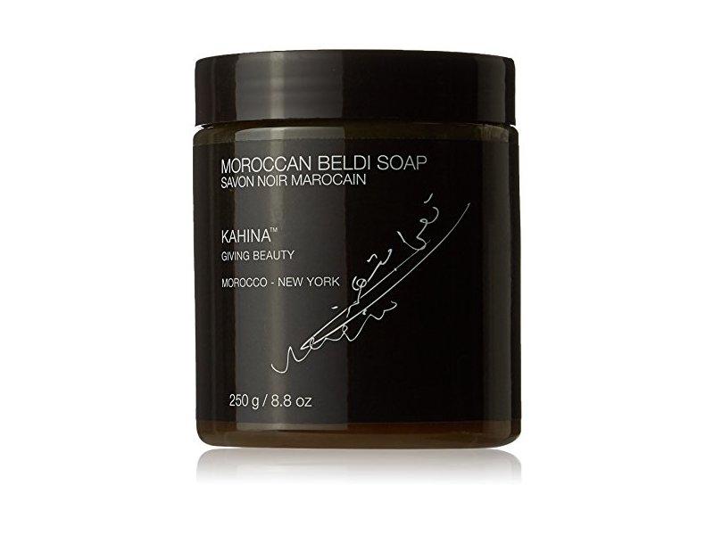 Kahina Giving Beauty Beldi Soap with Eucalyptus, 250 g.