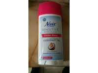 Nair Hair Remover, Glides Away Coconut Oil, 3.3 oz - Image 4