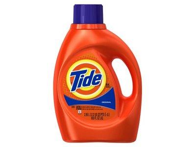 Tide Original Scent Liquid Laundry Detergent 100 Fl Oz 64