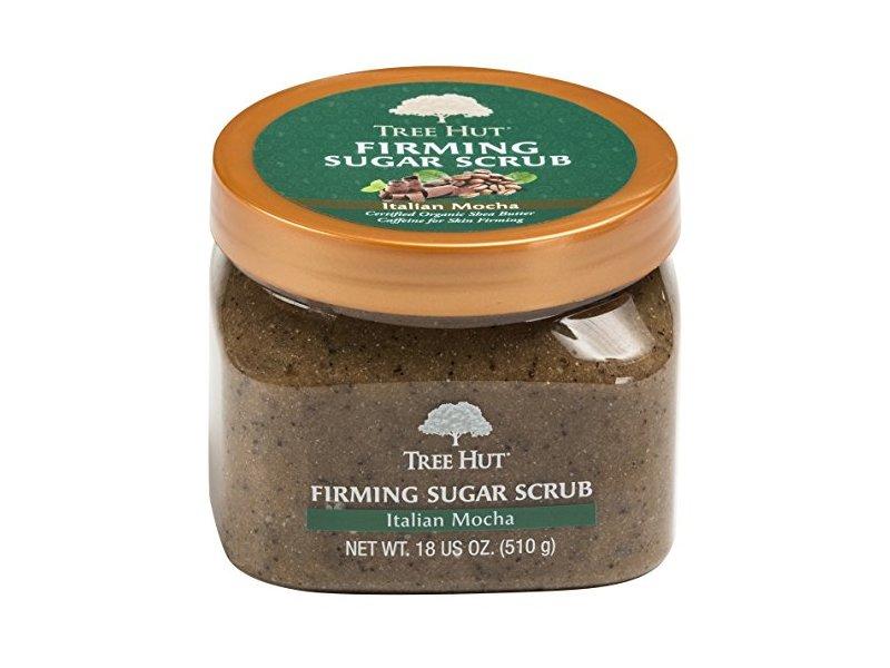 Tree Hut Sugar Body Scrub 18 Ounce Italian Mocha Firming (532ml)