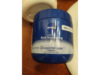 Nivea Rich Nourishing Body Cream Dry Skin Almond Oil 400 ml - Image 4