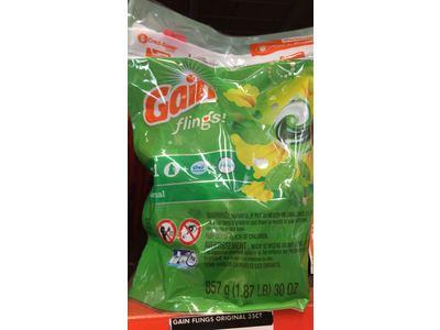 Gain Flings Original Laundry Detergent Pacs, 35 Count - Image 4