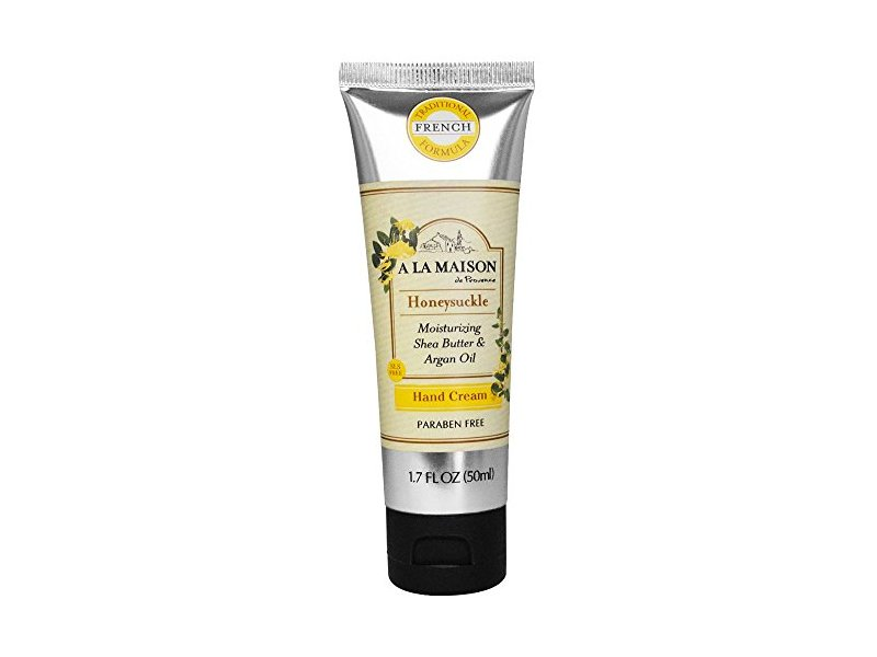 A La Maison Hand Cream, Honeysuckle, 1.7 fl oz
