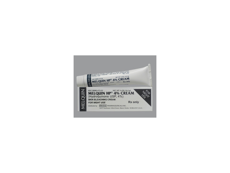 Melquin HP 4% Cream (RX) 14.2 Grams, Stratus Pharmaceuticals, Inc