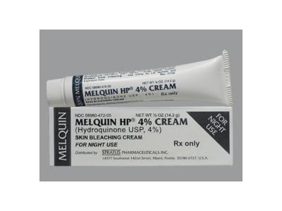 Melquin HP 4% Cream (RX) 14.2 Grams, Stratus Pharmaceuticals, Inc - Image 1