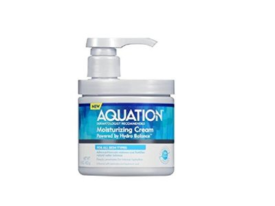 Aquation Moisturizing Cream All Skin Types, 16 Oz