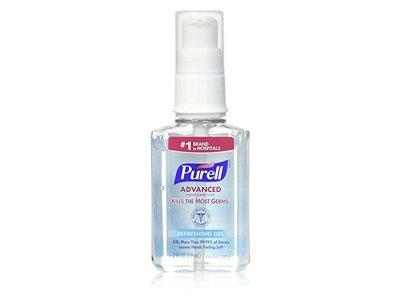 Purell Advanced Hand Sanitizer Refreshing Gel, 2 oz