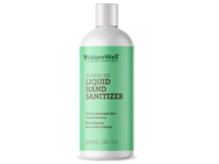 NatureWell Advanced Liquid Hand Sanitizer, 33.8 fl oz / 1 L - Image 2