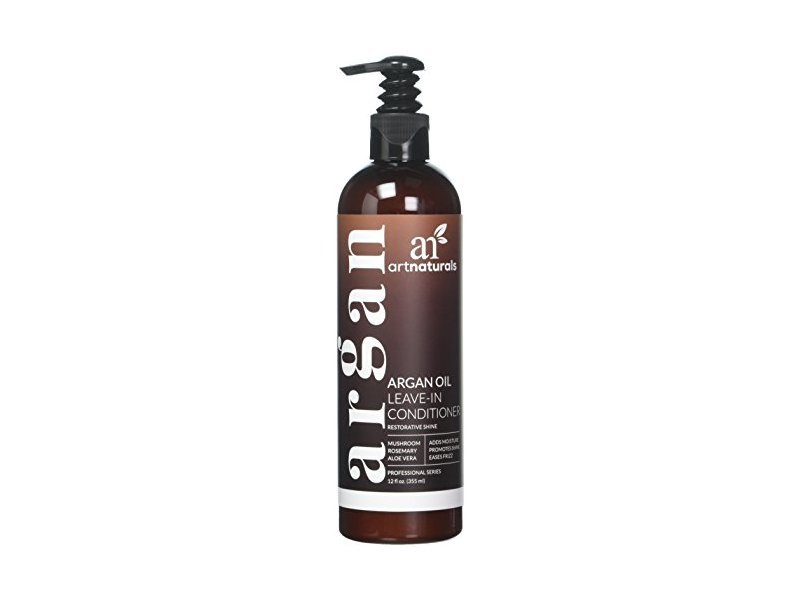 Artnaturals Argan Oil Leave-in Conditioner, 12 fl oz/355 ml