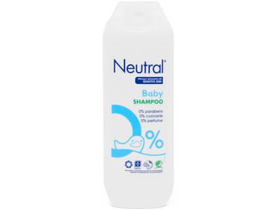 Neutral 0% Baby Shampoo, 250 ml