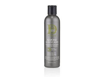 Design Essentials Natural Super Moisturizing & Detangling Sulfate- Free Shampoo 8oz. - Image 1