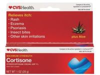 CVS Health Maximum Strength Cortisone Cream, 1 oz - Image 2