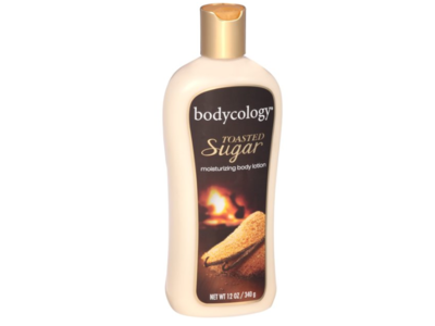 Bodycology Moisturizing Body Lotion, Toasted Vanilla Sugar, 12 oz