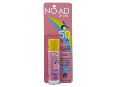 No-Ad Spf#50 Sunscreen Baby Stick