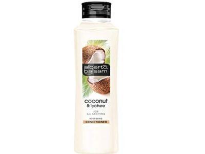 Alberto Balsam Conditioner, Coconut & Lychee, 350 mL