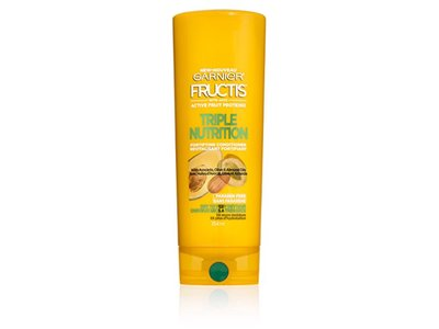 Garnier Hair Care Fructis Triple Nutrition Conditioner, 12 Fluid Ounce