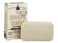 The Grandpa Soap Company Oatmeal Bar Soap, Soothe, 4.25 oz/120 g, Pack Of 4 - Image 2