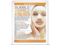 Dermactin-TS Bubble Vitamin C Sheet Mask, 0.70 oz/20 g - Image 2