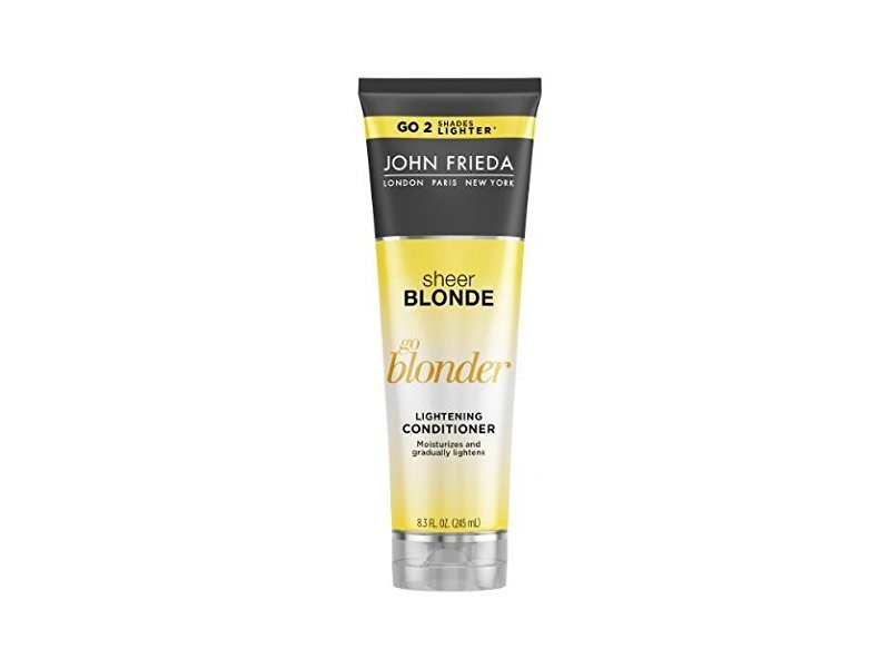 John Frieda Sheer Blonde Go Blonder Lightening Conditioner, 8.3 Fl Oz
