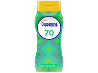 Coppertone Ultra Guard Sunscreen Lotion Broad Spectrum SPF 70 - Image 2