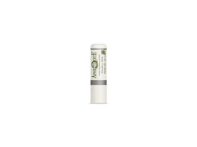 Aphrodite Olive Oil & Donkey Milk Lip Balm, 4g