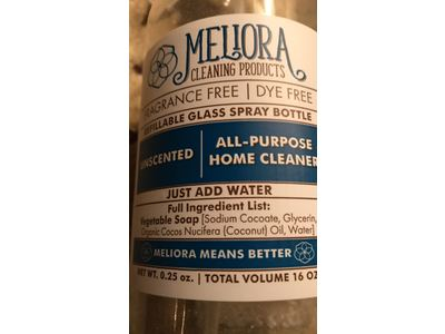 Meliora Cleaning Products All-Purpose Home Cleaner, 16 oz. - Image 7