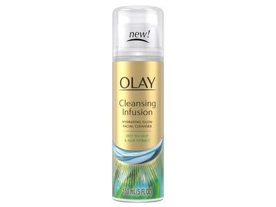 Olay Cleansing Infusion Facial Cleanser with Deep Sea Kelp