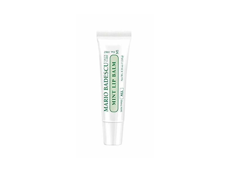 Mario Badescu Mint Lip Balm, 0.35 oz/10 g