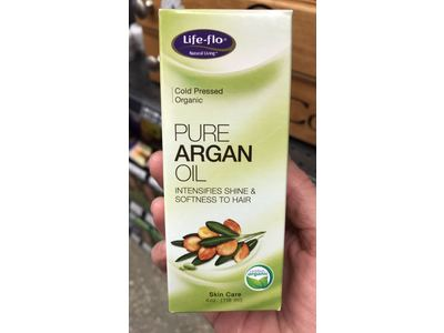 Life-Flo Pure Argan Oil - 4 fl oz - Image 3